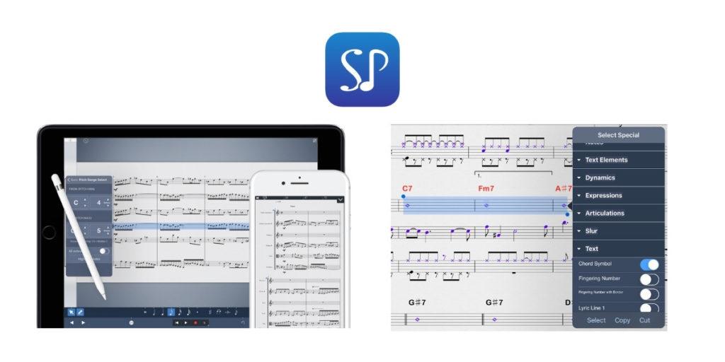 symphony pro music teacher app for iphone